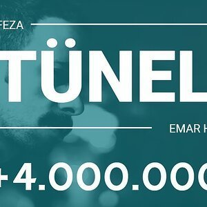 Canfeza & Emar Hoca & Ömer Oral #TÜNEL (Official Video)